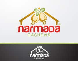 #44 for Design a Logo for Narmada Cashews af lokmenshi