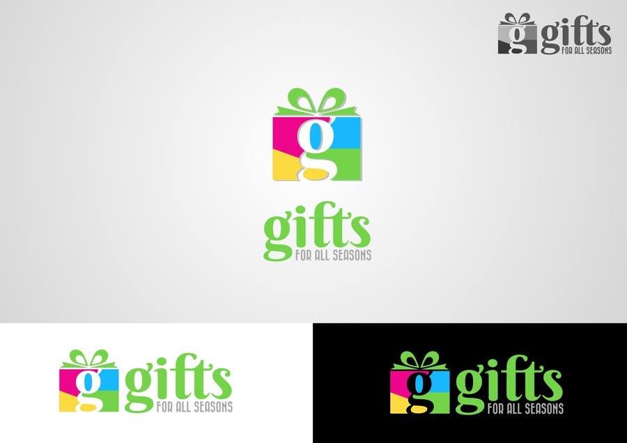 Konkurrenceindlæg #34 for Design a Logo for Gift Shop