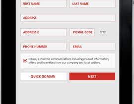 Nro 56 kilpailuun Reskin App/Microsites for different branding käyttäjältä lunaim