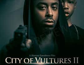 """Nro 115 kilpailuun Create a Movie Poster - """"Vulture City II"""" käyttäjältä alwinprathap"""