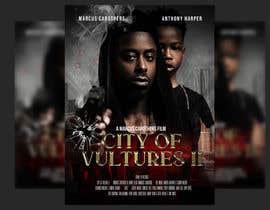 """Nro 112 kilpailuun Create a Movie Poster - """"Vulture City II"""" käyttäjältä aj13mjoshi"""