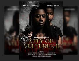 "#112 untuk Create a Movie Poster - ""Vulture City II"" oleh aj13mjoshi"