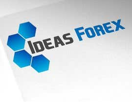 #137 para Design a Logo for IdeasForex por infosouhayl