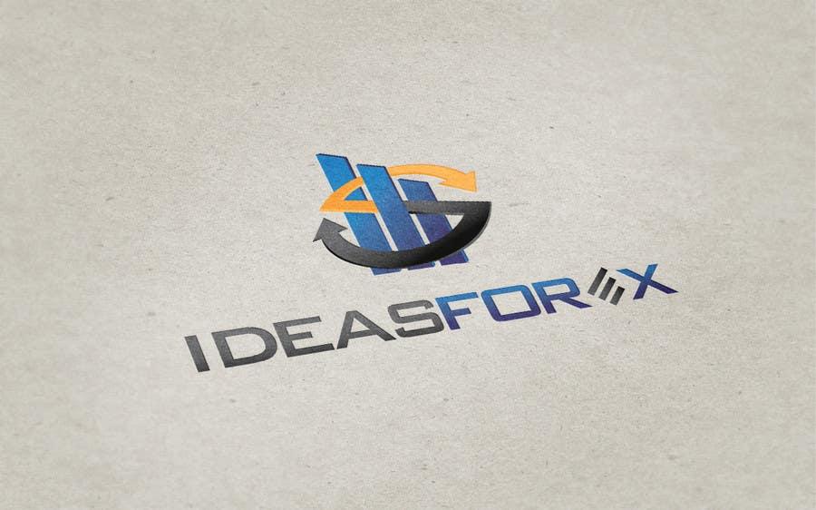 Inscrição nº 62 do Concurso para Design a Logo for IdeasForex