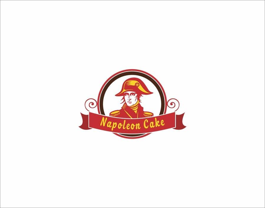 Bài tham dự cuộc thi #52 cho Design a Logo for 'Napoleon Cakes'