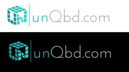 #36 untuk Design a Logo for unQbd oleh picitimici