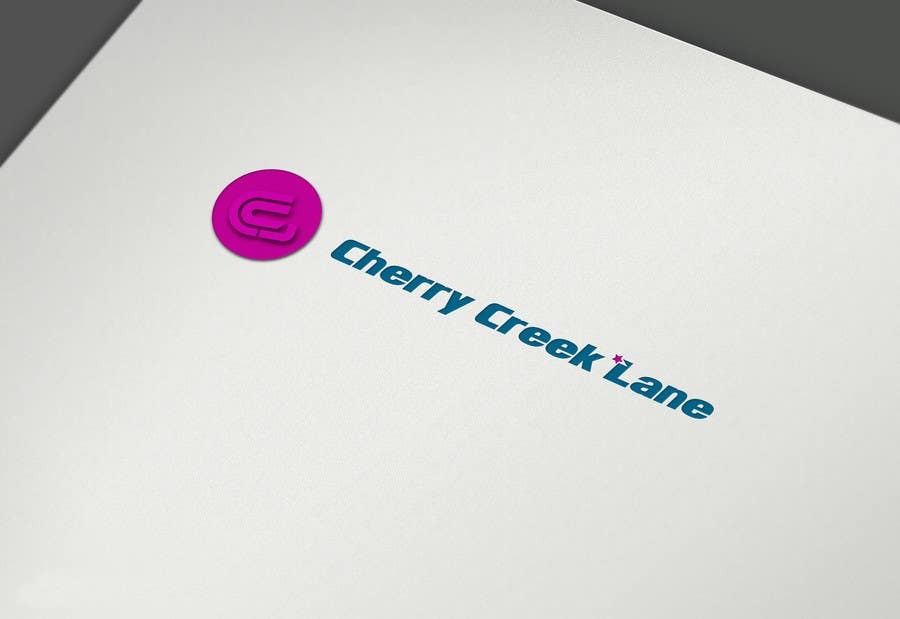 Kilpailutyö #38 kilpailussa Design a Logo for an online retail shop called Cherry Creek Lane