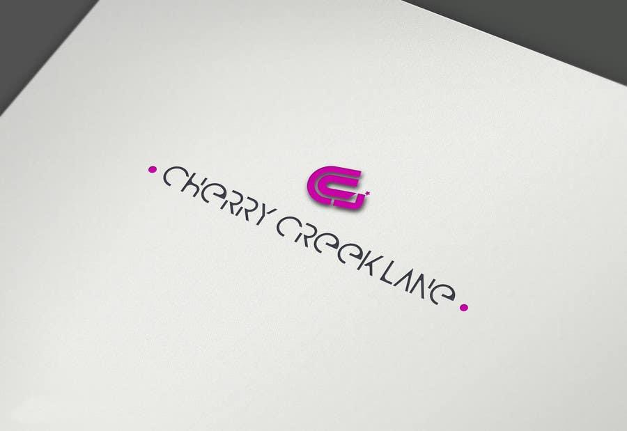 Kilpailutyö #40 kilpailussa Design a Logo for an online retail shop called Cherry Creek Lane