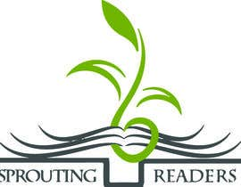 #18 para Design a Logo for Sprouting Readers por designmafia