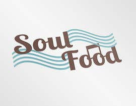 #52 for Design en logo for SoulFood by kamilasztobryn