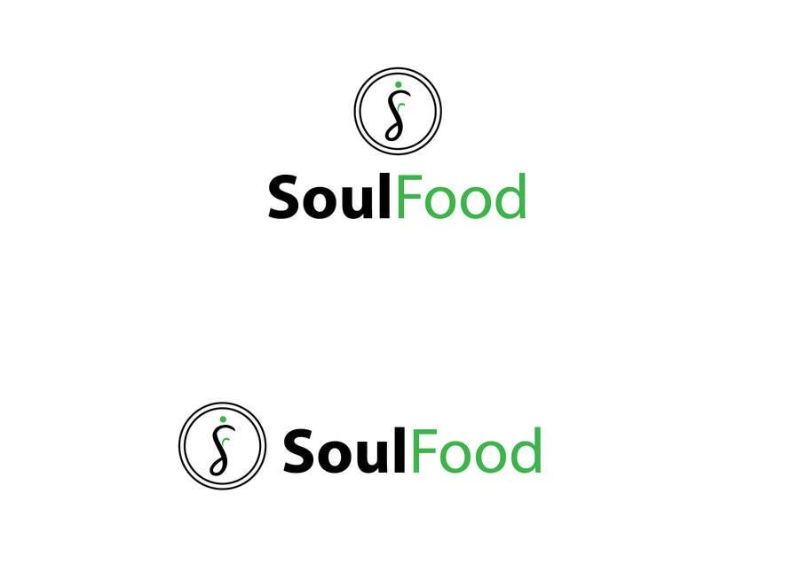Inscrição nº 8 do Concurso para Design en logo for SoulFood