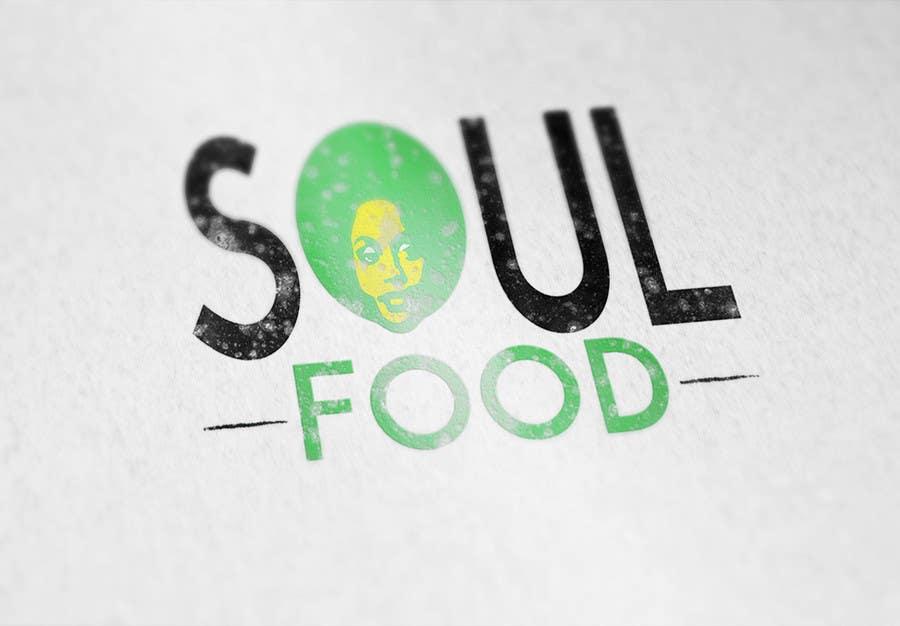 Inscrição nº 20 do Concurso para Design en logo for SoulFood