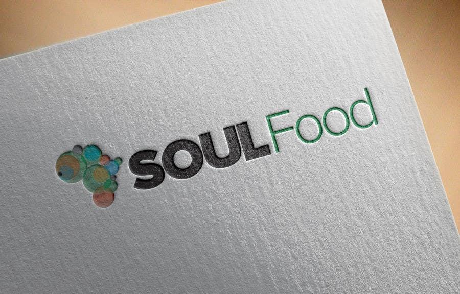 Inscrição nº 26 do Concurso para Design en logo for SoulFood