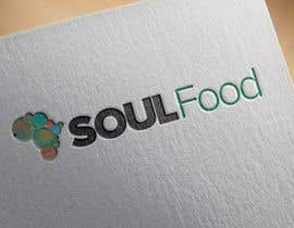 #26 for Design en logo for SoulFood by screenprintart