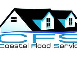 #72 untuk Design a Logo for Coastal Flood Services LLC oleh alidicera