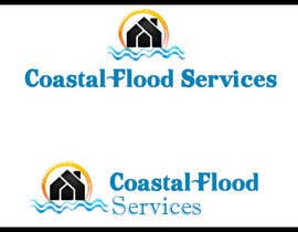 #36 untuk Design a Logo for Coastal Flood Services LLC oleh peaceonweb