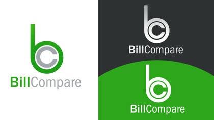 Nro 106 kilpailuun Design a Logo for Bill Compare käyttäjältä picitimici