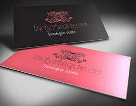 #1 para Design a branding stationery for my boutique por bagas0774