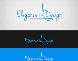 #60 for Design a Logo for Elegance in Design, LLC af Lozenger