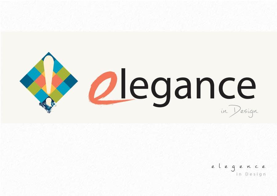 Proposition n°111 du concours Design a Logo for Elegance in Design, LLC