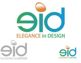 #62 para Design a Logo for Elegance in Design, LLC por antodezigns