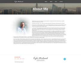 #7 for Design & Code Personal Website af AgeevAlecksey