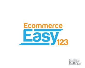 #62 cho Design a Logo for Ecommerce Easy 123 bởi silverhand00099