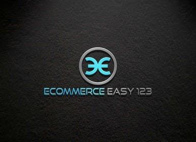 Nro 84 kilpailuun Design a Logo for Ecommerce Easy 123 käyttäjältä shitazumi