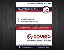 #174 para Design some Business Cards for CPVIET por ivegotlost