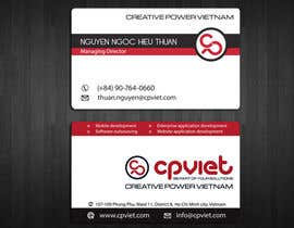 #178 para Design some Business Cards for CPVIET por ivegotlost
