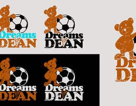 #57 para Design a Logo for DREAM FOR DEAN charity project - Need ASAP! por ralfgwapo