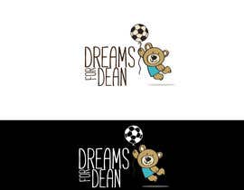 #23 para Design a Logo for DREAM FOR DEAN charity project - Need ASAP! por manuel0827