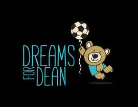 #74 para Design a Logo for DREAM FOR DEAN charity project - Need ASAP! por manuel0827