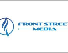 """#160 untuk Design a Logo for """"Front Street Media"""" oleh tengoku99"""