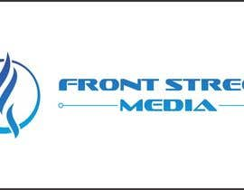 "#161 cho Design a Logo for ""Front Street Media"" bởi tengoku99"