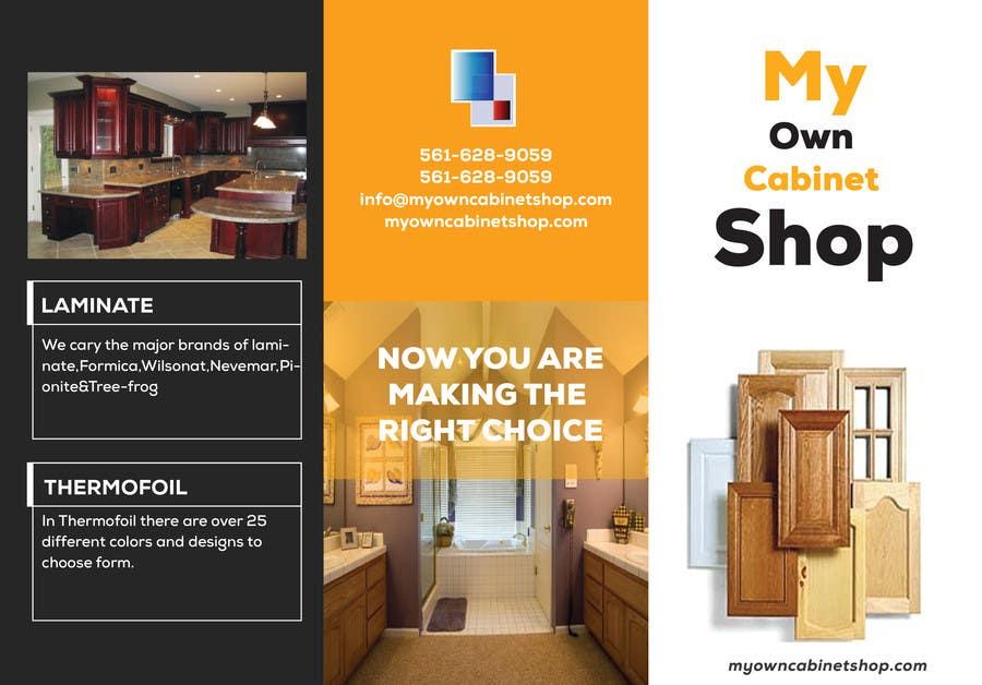 Konkurrenceindlæg #                                        9                                      for                                         Trifold Brochure Design