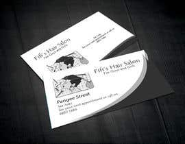 #49 untuk Design some Business Cards for hair dressing salon oleh mdakasabedin