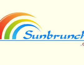 #29 para Logo design for Sunbrunch por MamaIrfan