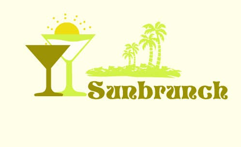 #34 for Logo design for Sunbrunch by MamaIrfan