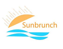 nº 33 pour Logo design for Sunbrunch par spandey90