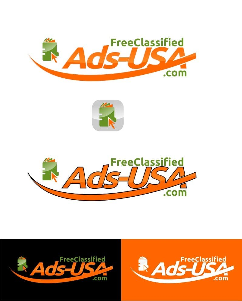 Contest Entry #31 for Design a Logo for classified ads website