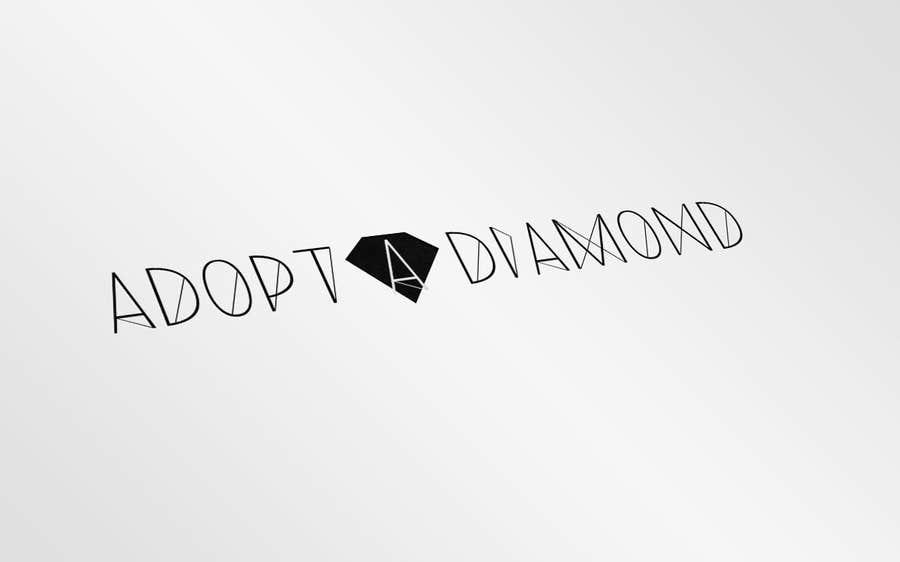 Konkurrenceindlæg #                                        87                                      for                                         Design a Logo for Diamond Ring Website