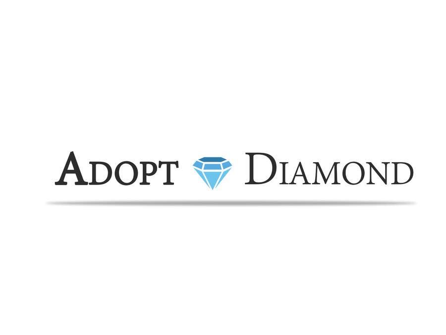 Contest Entry #                                        86                                      for                                         Design a Logo for Diamond Ring Website