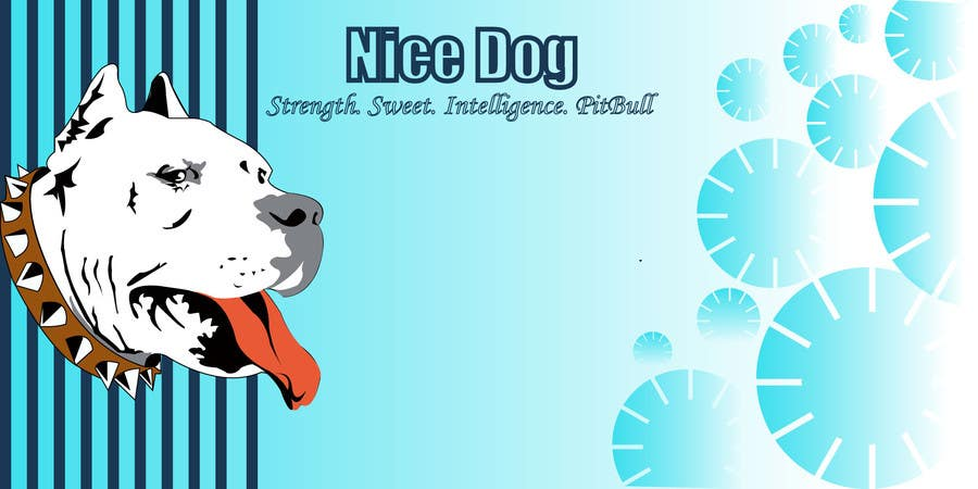 Contest Entry #29 for Logo image for Pit Bull dog brand