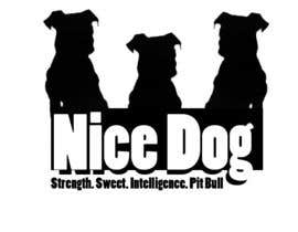 #6 for Logo image for Pit Bull dog brand by Tikiry