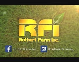 #5 for Farm business intro logo video by lindsaynance