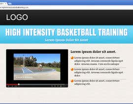 #1 untuk HighIntensityBaksetballTraining Website Design oleh Camuzza