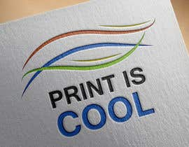 "#110 cho Logo for a blog ""print is cool"" bởi MSalmanSun"