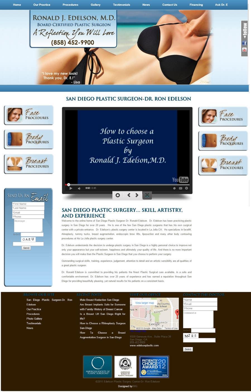 Entry #17 by osmansust for Design a Website Mockup for