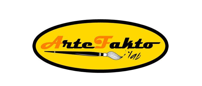 Konkurrenceindlæg #                                        34                                      for                                         Logo for ArteFakto Lab